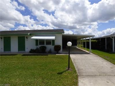 20 Heath Aster LN, Lehigh Acres, FL 33936 - MLS#: 218025955