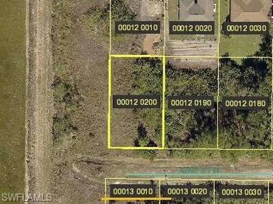 3318 42nd W ST, Lehigh Acres, FL 33971 - MLS#: 218025978