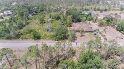 207 Abbott AVE, Lehigh Acres, FL 33936 - MLS#: 218026060