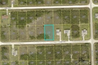 2908 62nd W ST, Lehigh Acres, FL 33971 - MLS#: 218026097