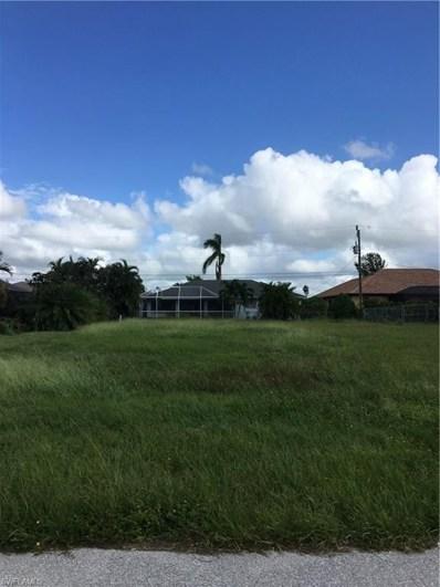 2119 49th TER, Cape Coral, FL 33914 - MLS#: 218026304