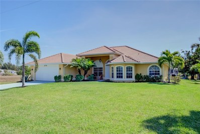 2719 43rd AVE, Cape Coral, FL 33993 - MLS#: 218026722