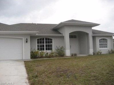 1145 Pineda E ST, Lehigh Acres, FL 33974 - MLS#: 218026819