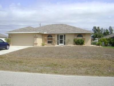 1517 43rd LN, Cape Coral, FL 33914 - MLS#: 218026844