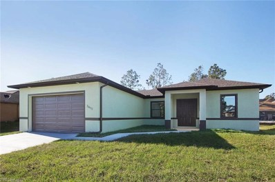 3611 3rd Sw ST, Lehigh Acres, FL 33976 - MLS#: 218026855