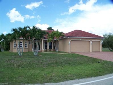 4125 Jacaranda W PKY, Cape Coral, FL 33993 - MLS#: 218026950