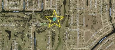 1734 26th AVE, Cape Coral, FL 33993 - MLS#: 218026972