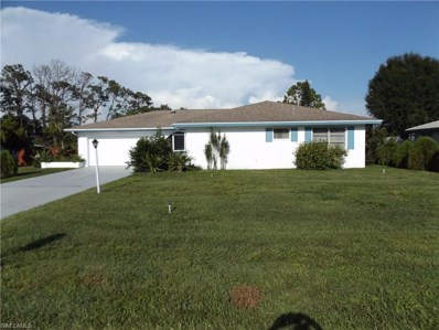 214 Maple N AVE, Lehigh Acres, FL 33936 - MLS#: 218027126