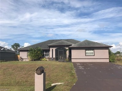 2610 45th W ST, Lehigh Acres, FL 33971 - MLS#: 218027152