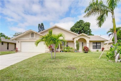 3318 1st AVE, Cape Coral, FL 33904 - MLS#: 218027165
