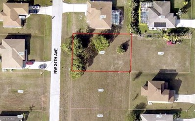 1117 24th AVE, Cape Coral, FL 33993 - MLS#: 218027527