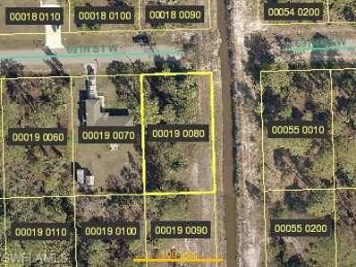 3501 69th W ST, Lehigh Acres, FL 33971 - MLS#: 218027587