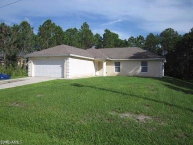 1123 Colonial E ST, Lehigh Acres, FL 33974 - MLS#: 218027645