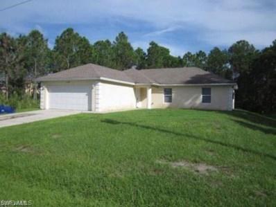 1123 Colonial E ST, Lehigh Acres, FL 33974 - #: 218027645