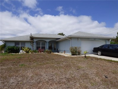 660 Ironwood S AVE, Lehigh Acres, FL 33974 - MLS#: 218027715