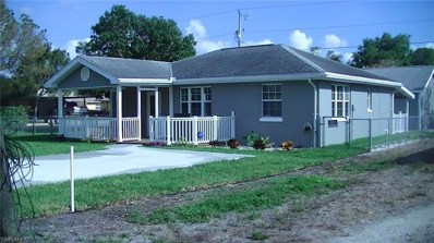 272 Hubbard AVE, North Fort Myers, FL 33917 - MLS#: 218027762