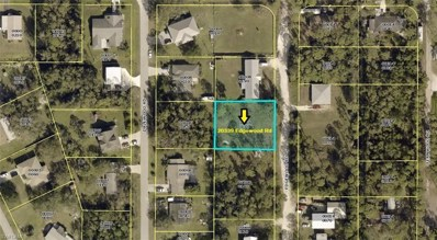 20339 Edgewood RD, North Fort Myers, FL 33917 - MLS#: 218027867