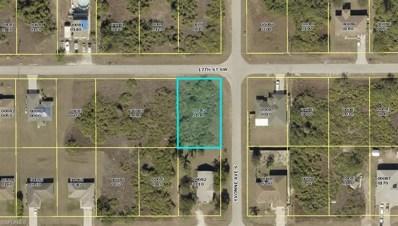 3801 17th Sw ST, Lehigh Acres, FL 33976 - MLS#: 218027951