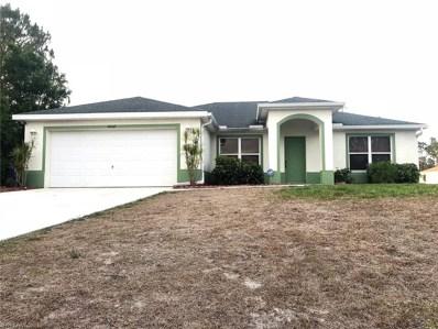 4002 29th Sw ST, Lehigh Acres, FL 33976 - MLS#: 218028177