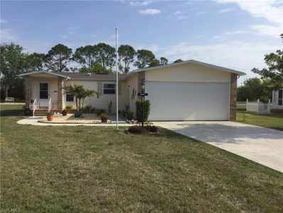 19872 Eagle Trace CT, North Fort Myers, FL 33903 - MLS#: 218028260