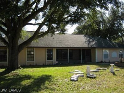 218 Lake AVE, Lehigh Acres, FL 33936 - MLS#: 218028352