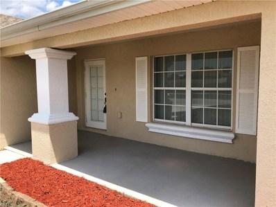 2201 Santa Barbara N BLVD, Cape Coral, FL 33993 - MLS#: 218028589
