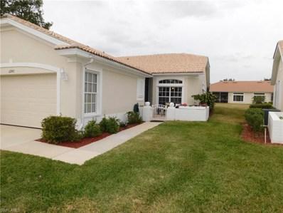 12745 Devonshire Lakes CIR, Fort Myers, FL 33913 - MLS#: 218028609
