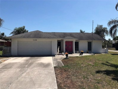 1126 13th ST, Cape Coral, FL 33990 - MLS#: 218028669