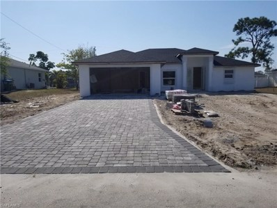 208 14th ST, Cape Coral, FL 33993 - #: 218029023