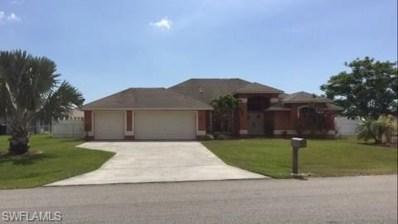 1629 Covington Meadows CIR, Lehigh Acres, FL 33936 - MLS#: 218029052