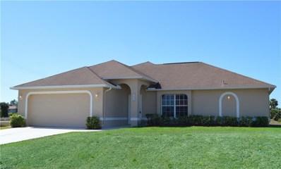 4023 26th Sw ST, Lehigh Acres, FL 33976 - MLS#: 218029195