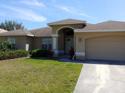 1178 57th ST, Cape Coral, FL 33914 - MLS#: 218029248