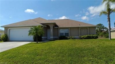 2738 5th ST, Cape Coral, FL 33993 - MLS#: 218029292