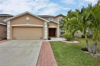8888 Falcon Pointe LOOP, Fort Myers, FL 33912 - MLS#: 218029295