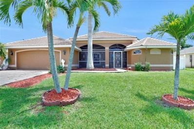 4907 Agualinda BLVD, Cape Coral, FL 33914 - MLS#: 218029330