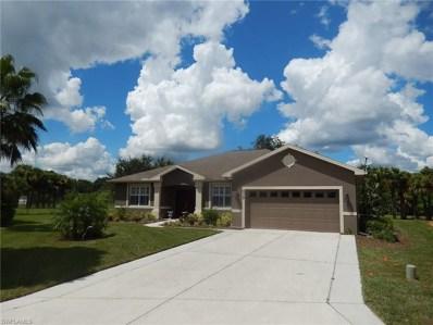 479 Shadow Lakes DR, Lehigh Acres, FL 33974 - MLS#: 218029437