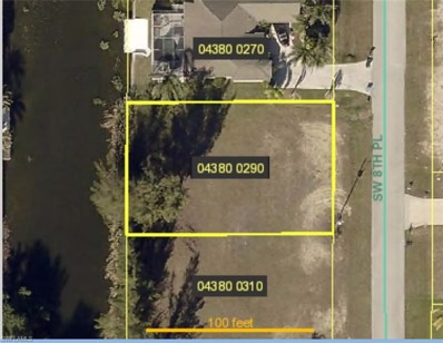 2124 8th PL, Cape Coral, FL 33991 - MLS#: 218029575