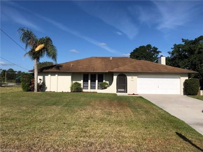 1822 27th PL, Cape Coral, FL 33993 - MLS#: 218029577