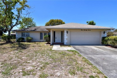 977 Happy RD, North Fort Myers, FL 33903 - MLS#: 218029685
