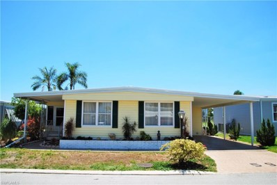 591 Trevino CT, North Fort Myers, FL 33903 - #: 218029781