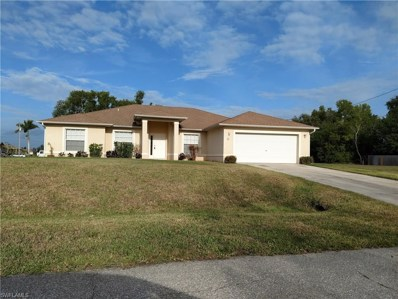 16 18th AVE, Cape Coral, FL 33993 - MLS#: 218029927