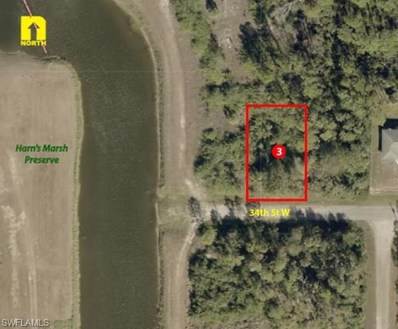 3318 34th W ST, Lehigh Acres, FL 33971 - MLS#: 218029991