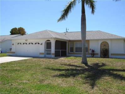 1712 8th AVE, Cape Coral, FL 33990 - MLS#: 218030014
