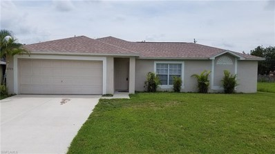 3709 7th PL, Cape Coral, FL 33914 - MLS#: 218030019
