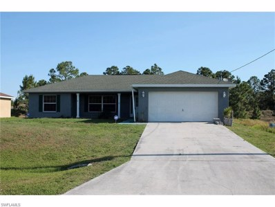 1235 Damen E ST, Lehigh Acres, FL 33974 - MLS#: 218030040