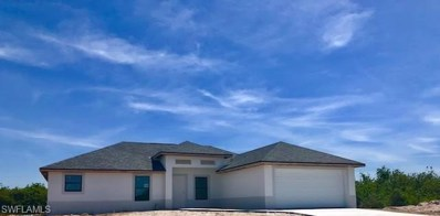 1002 Cavanagh AVE, Lehigh Acres, FL 33971 - MLS#: 218030045