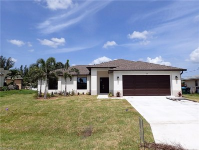 1508 2nd AVE, Cape Coral, FL 33990 - MLS#: 218030067