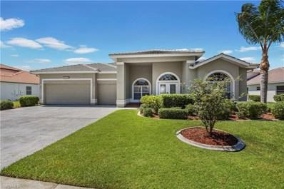 12453 Pebble Stone CT, Fort Myers, FL 33913 - MLS#: 218030250
