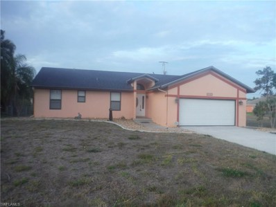 1832 38th LN, Cape Coral, FL 33914 - MLS#: 218030479