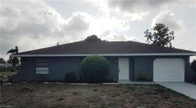 280 Ground Dove S CIR, Lehigh Acres, FL 33936 - MLS#: 218030559
